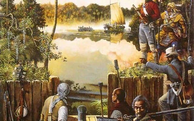 warriors in bondage by jackson walker the negro fort