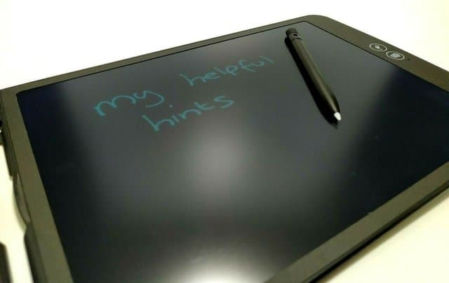 NEWYES Partially Erase Tablet