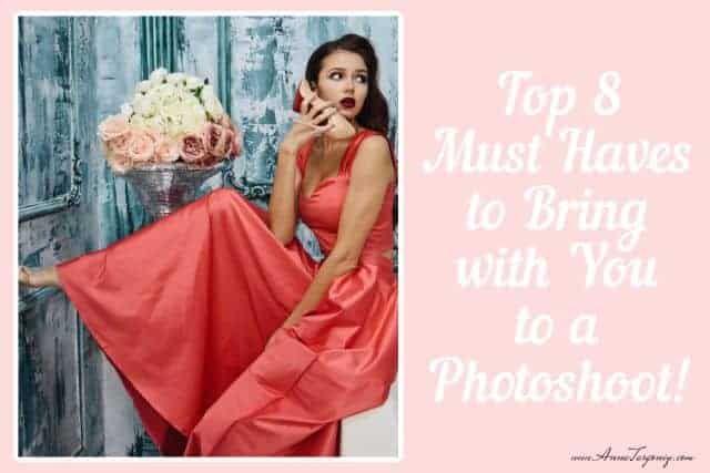 what should you wear for a photoshoot as a model