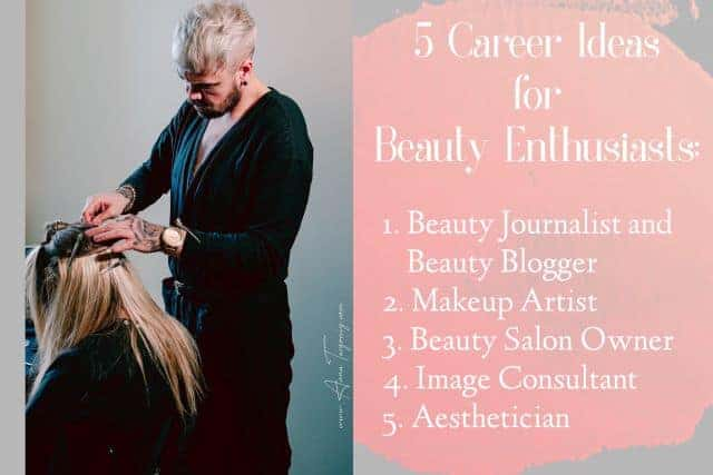 Beauty Careers List