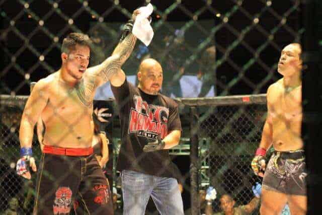 Namakana Pakala defeated Marcus Gamble via Unanimous Decision