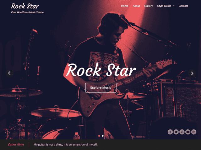 19 Best Free Music WordPress Themes (UPDATED 2021)