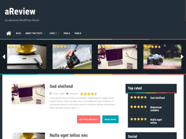 14 Best Free Review WordPress Themes (Most Popular 2021)