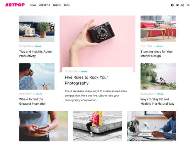 10+ Best Free WordPress Themes for Artists (Hand-Picked 2021)