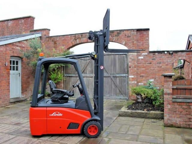 Used lift trucks from Diamond Forklifts