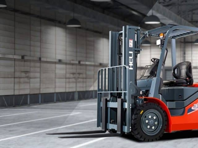 Buying a new Heli forklift has never been easier