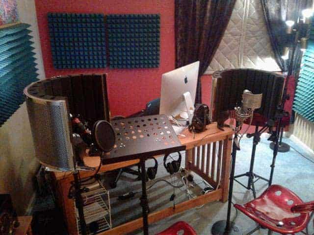 Studio Rainier, Petaluma, CA Credit: Squeaky Cheese Productions, LP