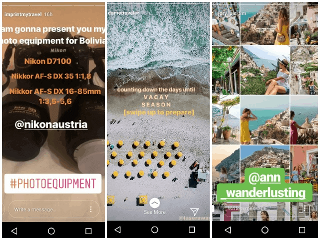 Instagram Stories - How to become an instagram influencer