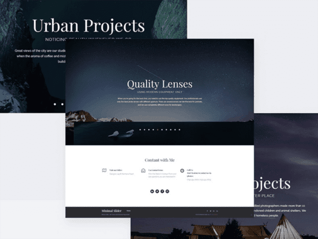 10+ Outstanding Elementor Landing Page Templates for 2021