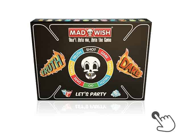 Madwish box