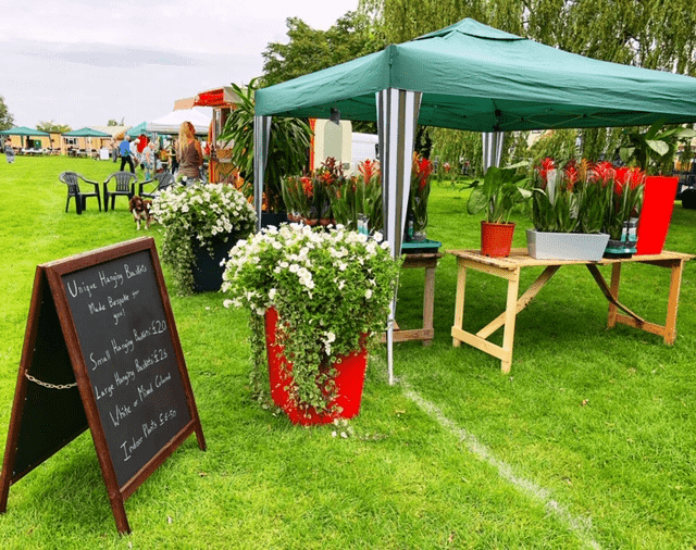 Simply Plants at the county show