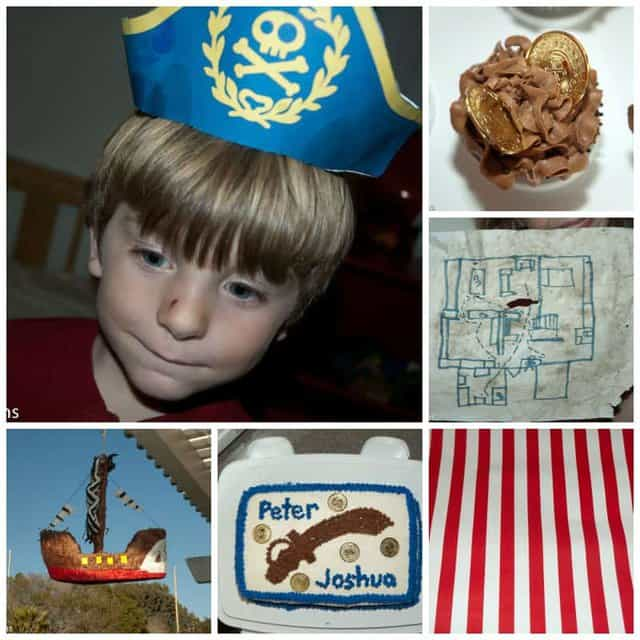 Do your little ones love pirates?  Here are tips on planning a pirate themed birthday party.