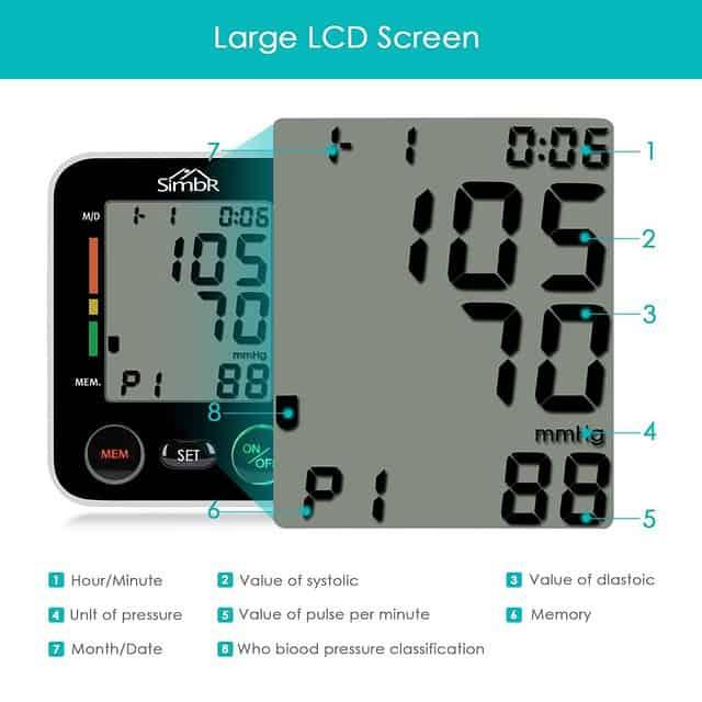 SIMBR Wrist Blood Pressure