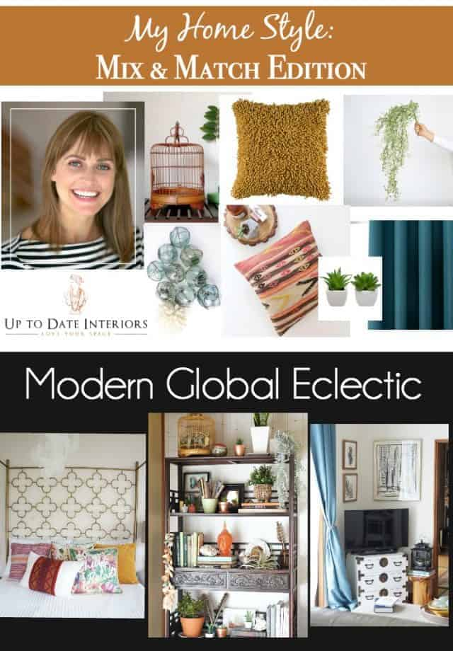 my home style modern global eclectic