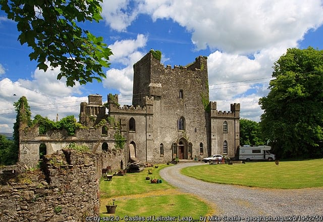 Leap Castle, Co Offaly