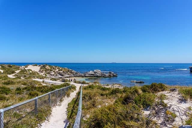 one pof the best places to visit in Australia - Rottnest Island