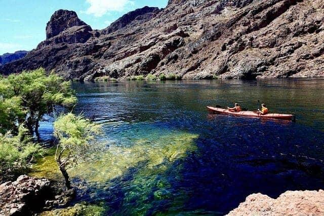 Black Canyon Kayaking Tour from Las Vegas