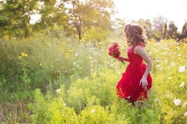 las flores ayudan al estado de animo