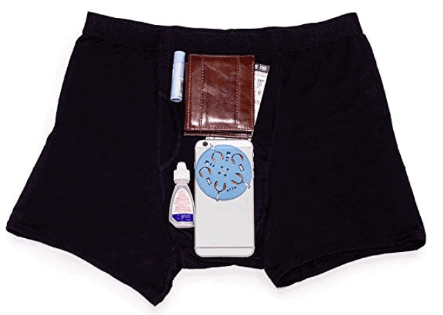 boxer briefs stash pocket