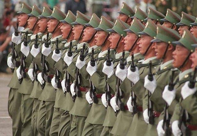 Photo of Китайские военные примут участие в параде Китайские военные примут участие в параде Китайские военные примут участие в параде 82887424 china army 01
