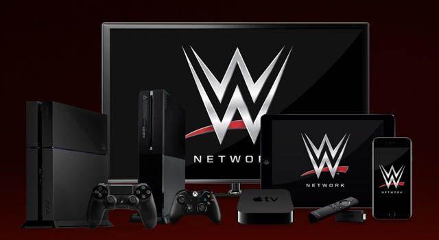 WWE Network live stream