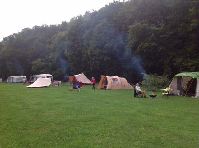 Een Natuurcamping In België Ben En Annelies Openden Beau Reve In De