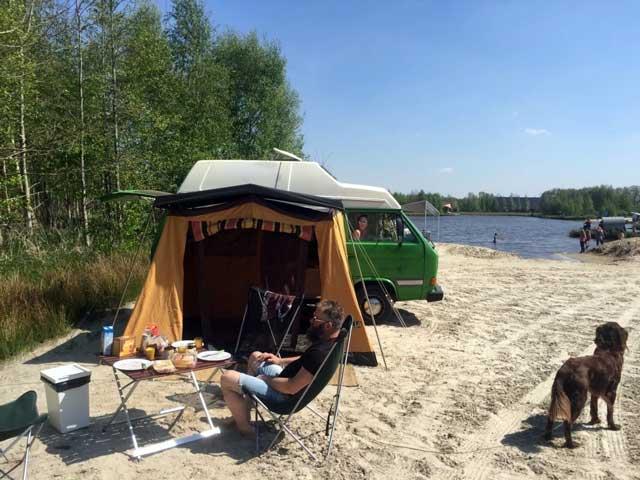 CAMPINGS NEDERLAND  Campingtip: Camping De Pomp aan het Lauwersmeer