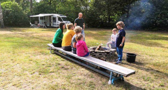 KLEINE CAMPINGS IN DE NATUUR  Camping Lolotte, kinderblubber ontdekplek in de achterhoek
