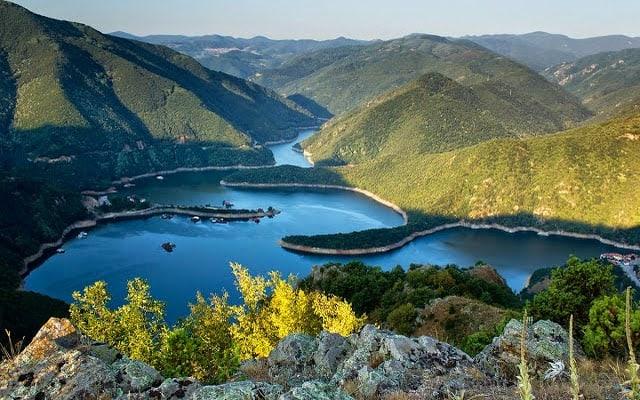 Vacha Reservoir
