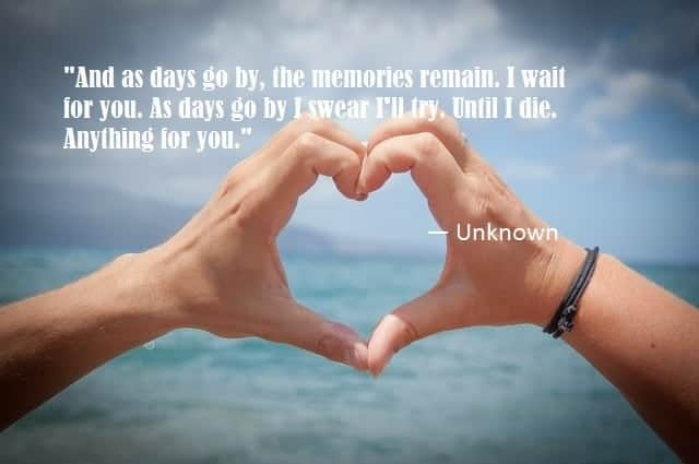 16 Beautiful Long Distance Relationship Quotes - The Love Queen