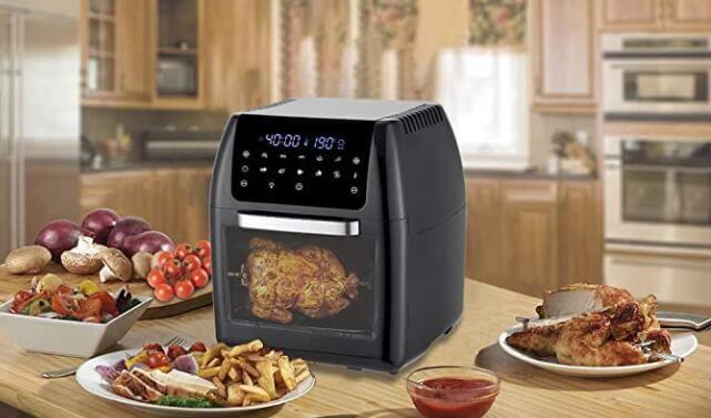 Healthy Choice 12 Litre Digital Air Fryer