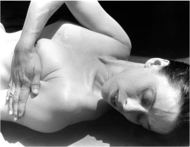 Nude Photography Martha Graham Imogen Cunningham