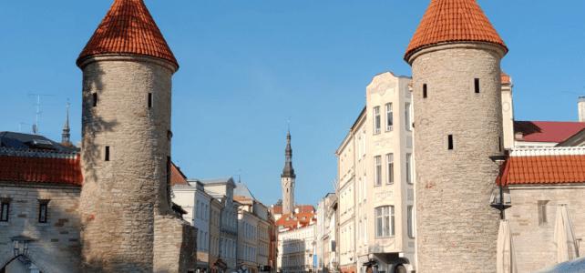 Você precisa conhecer Tallinn!