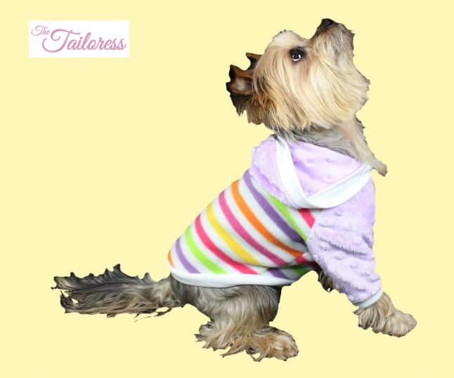 The Tailoress PDF Sewing Patterns - **PATTERN TESTERS** Toby Jumper for Greyhounds and Whippets