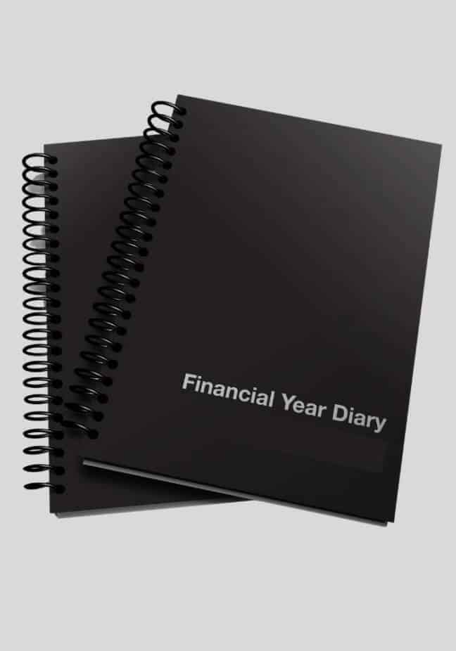 Financial Year Diaries books online