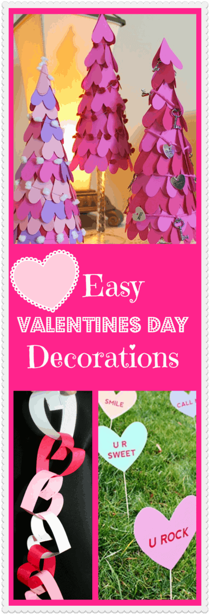 14 Valentine S Day Decorating Ideas Easy Home Decor Crafts