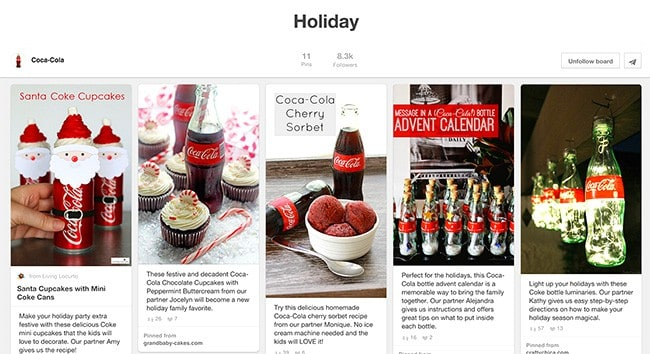 Coke on Pinterest