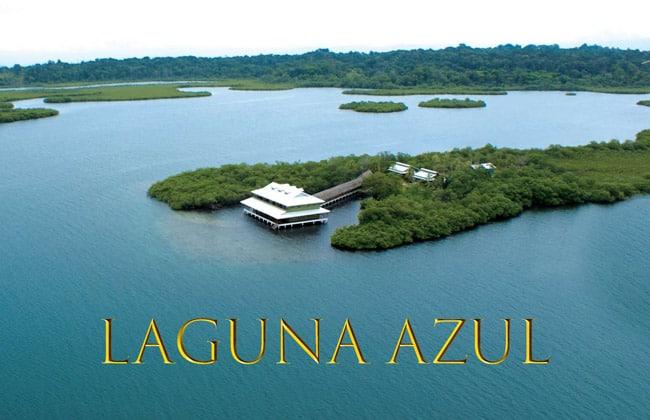 Лагуна Азул (Laguna Azul)