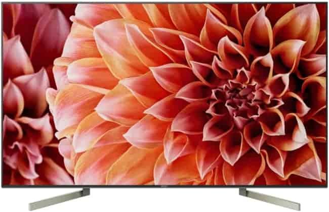 TV Sony XF9005 4K HDR