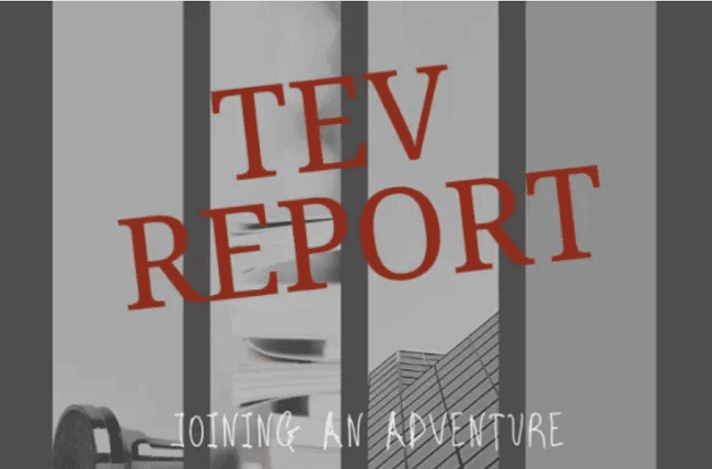 TEV REPORT Joining An Adventure