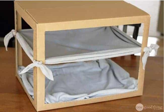 Cat Home Decor Ideas Easy Cat Hammock Craft