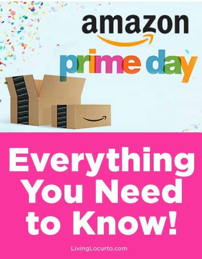 Amazon Prime Day Deals and Inside Scoop