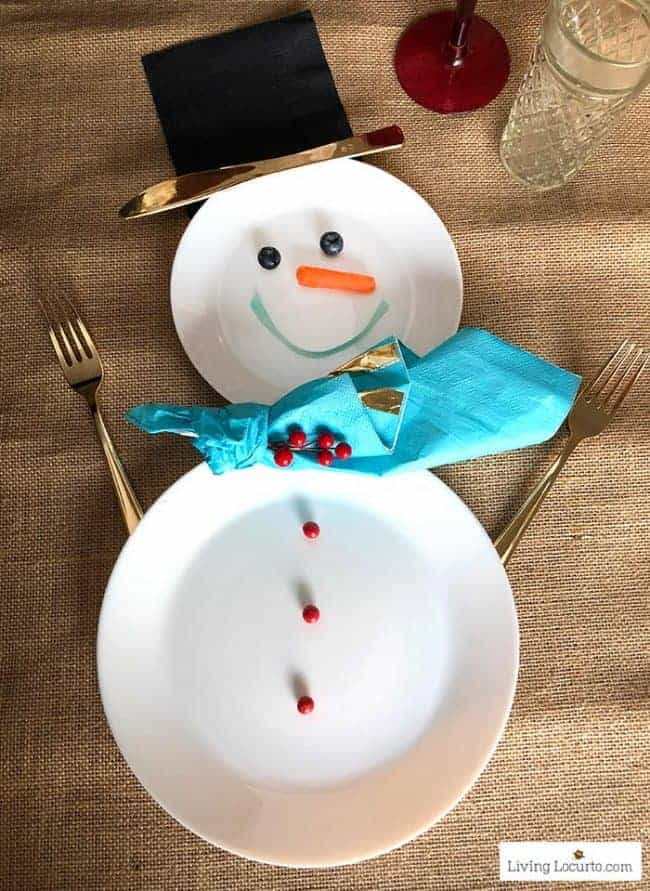 15 of the Best Christmas Table Decorations - Easy Christmas Crafts for the home.