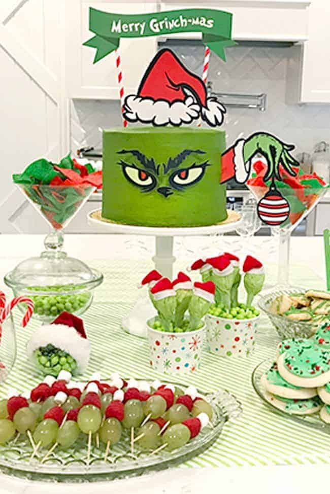 Best Party Ideas - Grinch Party Ideas Living Locurto