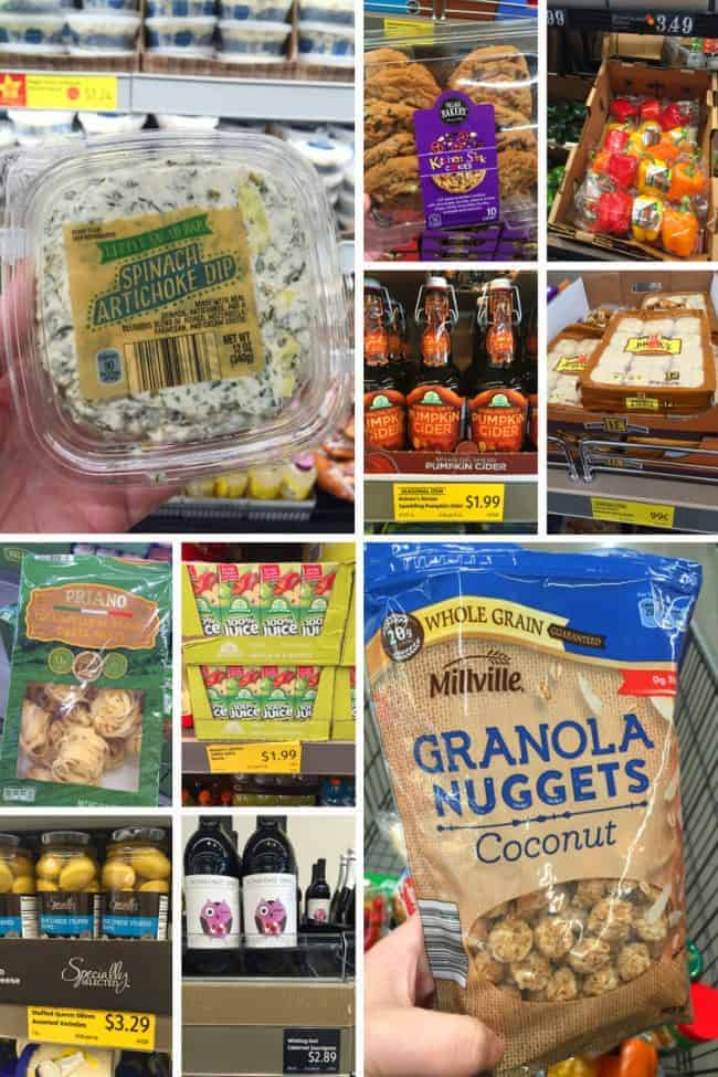 10 great things to buy at ALDI. Save money on groceries with these delicious food ideas! Inspiring party appetizer for under 10 bucks.