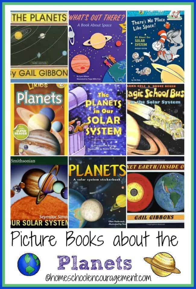 Books About Planets