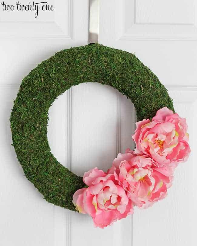 moss-and-pink-peony-wreath