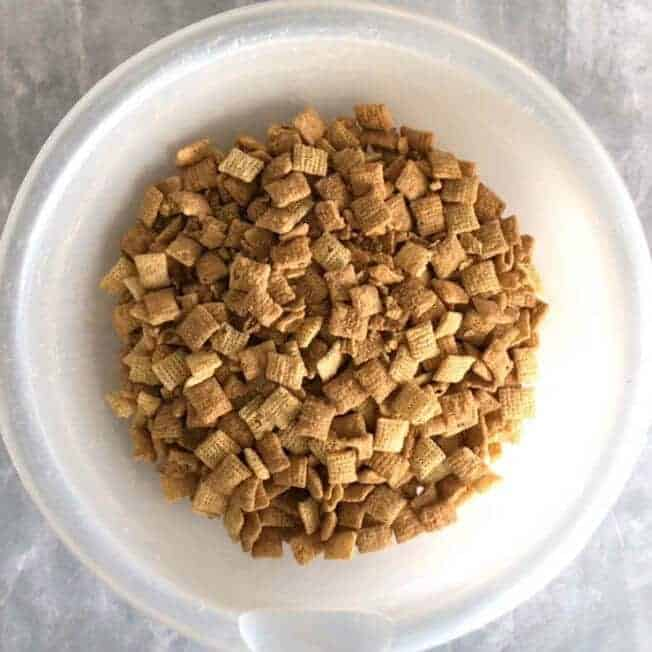 Pumpkin Spice Puppy Chow. Add some delicious fall flavor to a favorite snack for harvest parties! Kids and adults alike will LOVE IT.
