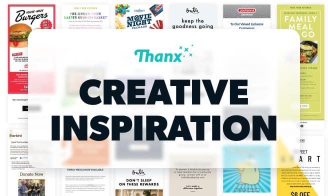 Creative inspiration card
