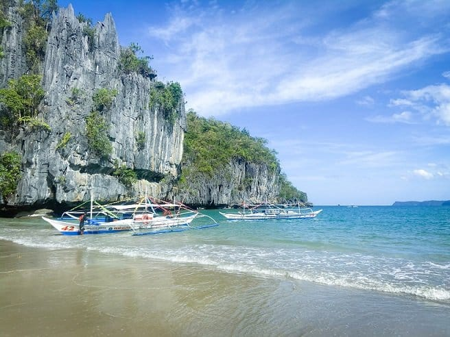 Puerto Princesa, Philippines, a destination that families can do family travel planning